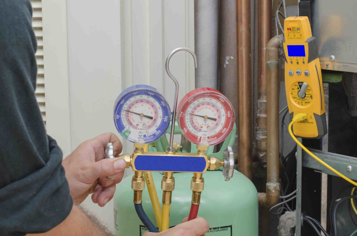 Furnace and Boiler Repair